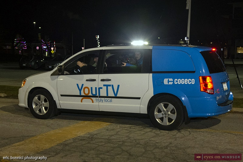 YourTV Windsor film crew