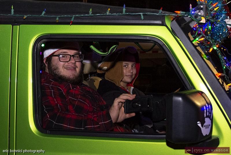 """The Christmas Jeep"""