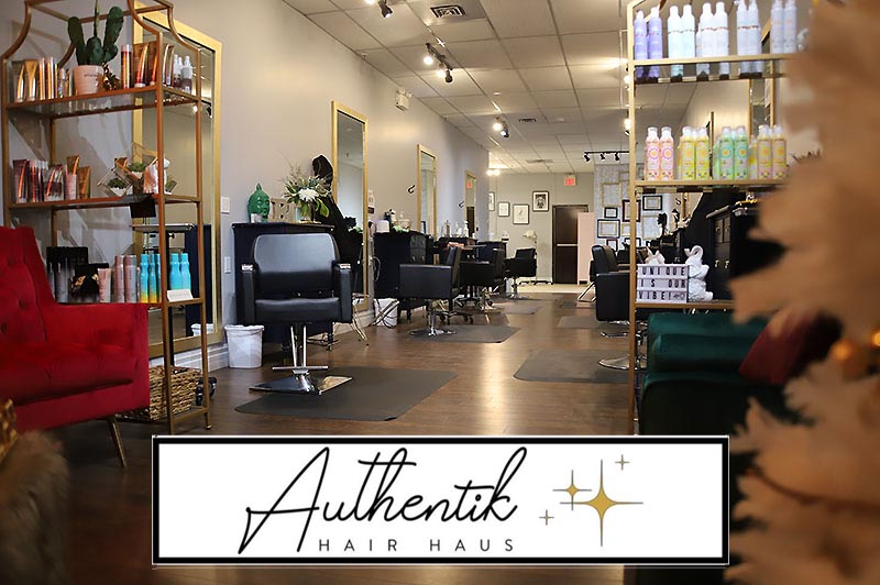 AuthentiK Hair Haus Hair Salon in Tecumseh ON