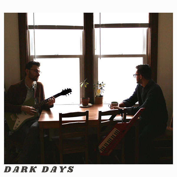 The Bishop Boys Dark Days Cover Art
