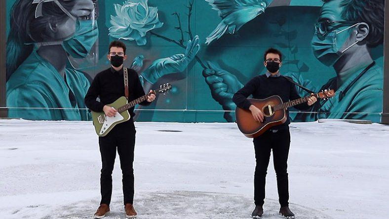 """The Bishop Boys New Single """"Dark Days"""" Oozes Hometown Pride & Hope"""