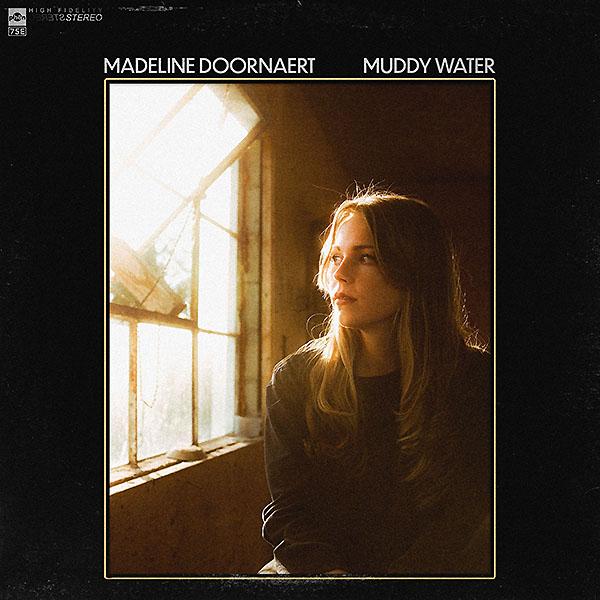 Madeline Doornaert Muddy Water album cover art