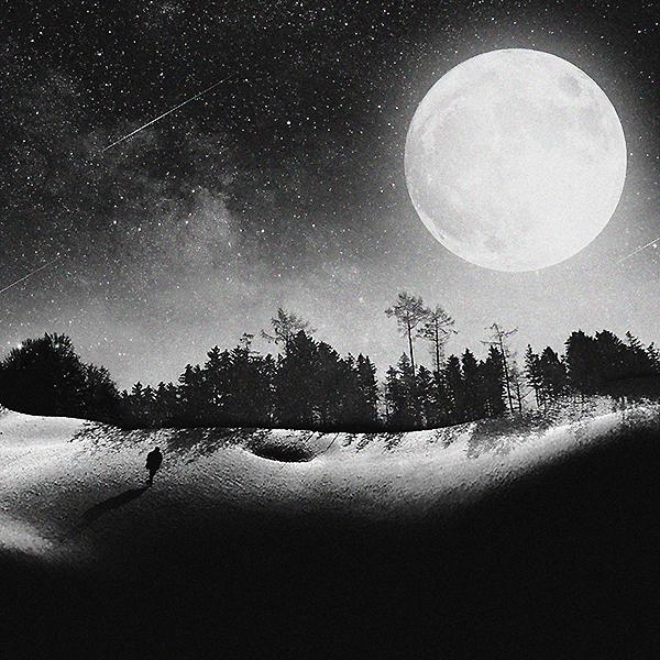 Brendan Scott Friel 'Shadows' Cover Artwork