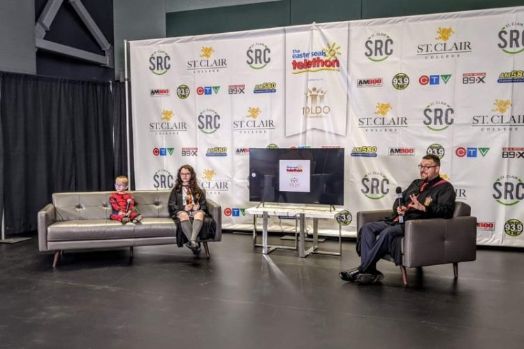 Easter Seals 39th Annual Windsor-Essex Telethon Announced & Set For April