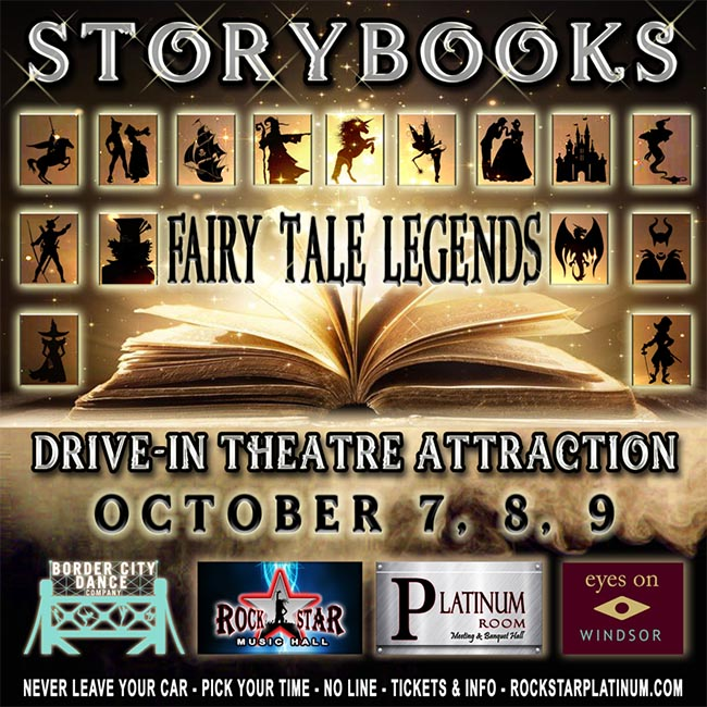 Storybooks Fairy Tale Legends Border City Dance Co.