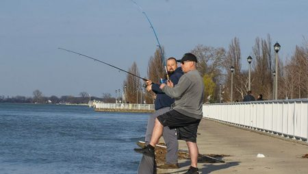 """Get Hooked"" Fishing Tournament Coming To Windsor Essex This Spring"
