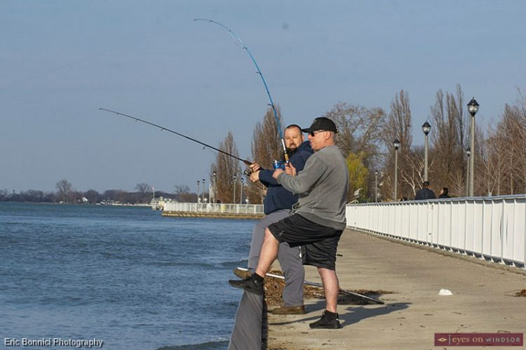 """""""Get Hooked"""" Fishing Tournament Coming To Windsor Essex This Spring"""