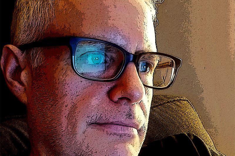 Negatunity Playwright Matthew St. Amand.