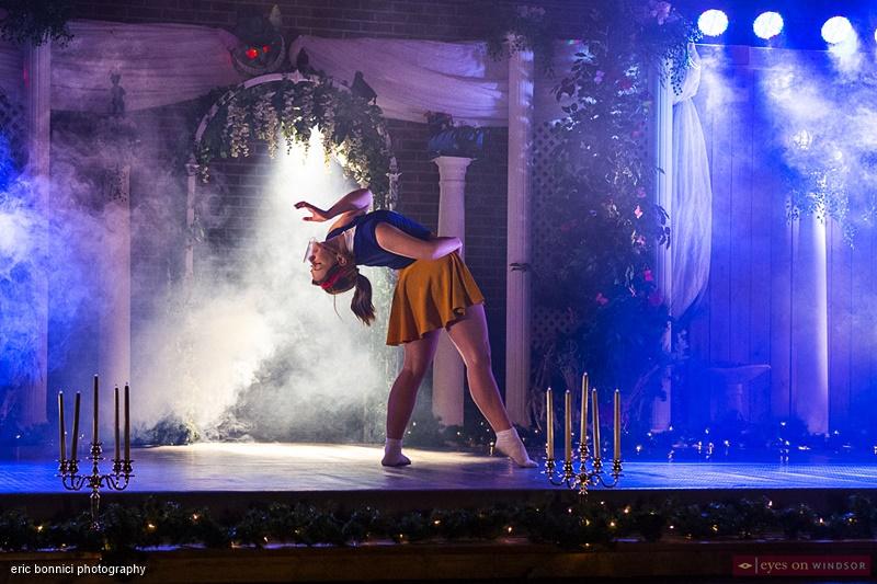 Snow White, Border City Dance Company Storybooks Fairy Tale Legends