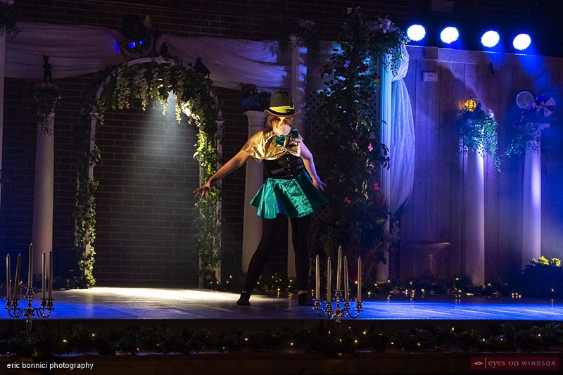 Mad Hatter, Border City Dance Company Storybooks Fairy Tale Legends
