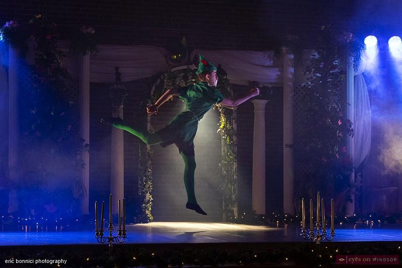Peter Pan, Border City Dance Company Storybooks Fairy Tale Legends