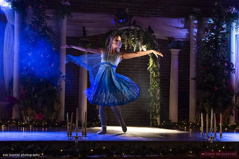 Elsa, Border City Dance Company Storybooks Fairy Tale Legends