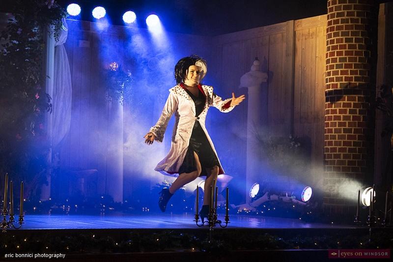 Cruella De Vil, Border City Dance Company Storybooks Fairy Tale Legends
