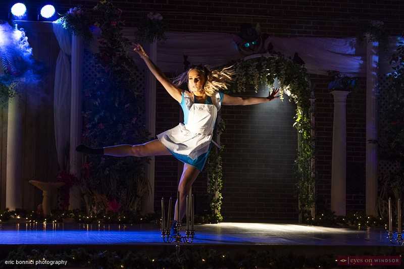 Alice, Border City Dance Company Storybooks Fairy Tale Legends