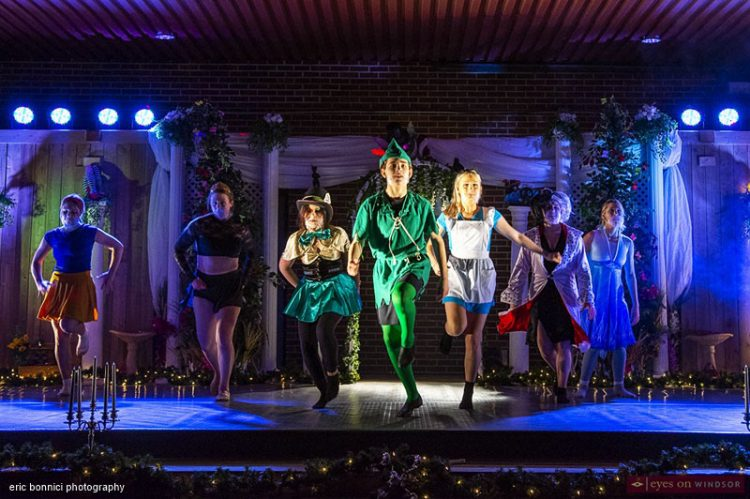 """Border City Dance Company's """"Storybooks"""" Drive-In Theatre Experience Brings """"Fairy Tale Legends"""" To Life"""
