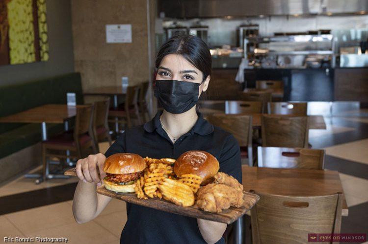 Paramount Windsor Brings Krispo's Wicked Chicken Sandwich to Town