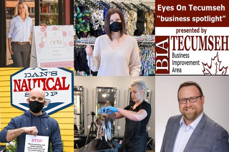 Eyes On Tecumseh Business Spotlight: A Look at Boating, Swimwear, Hair, Eco Care Products & Legal Services