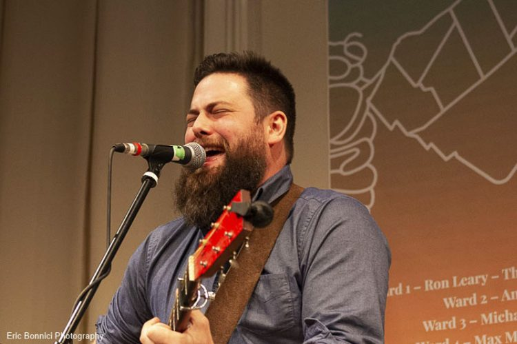 Singer Songwriter Max Marshall Returns to Online Streaming After 18 Month Hiatus