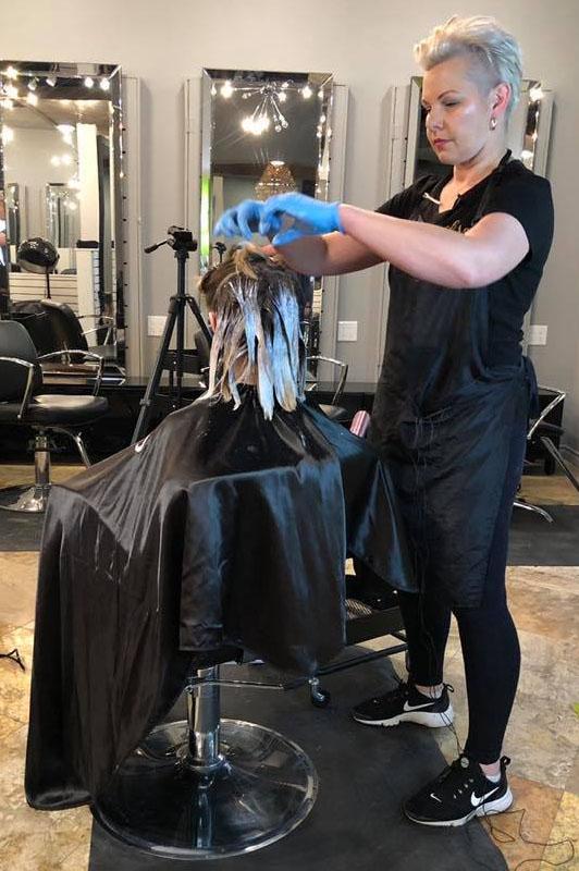 Moni Hair Boutique Monika Lombardi