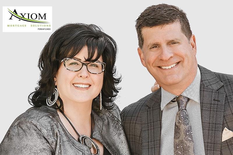 Sandra and Robert Zanet - Axiom Mortgage Solutions.