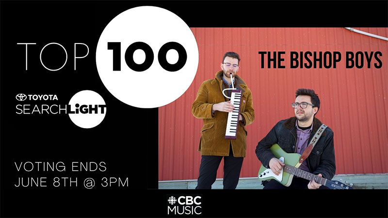 The Bishop Boys Top 100 CBC Music Search Light