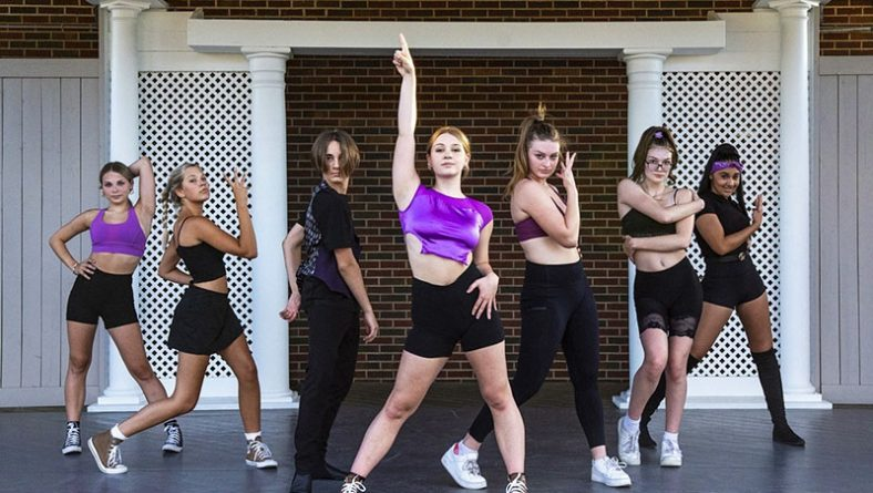 Border City Youth Dancers Self Produce & Personify Pop Superstars in Drive-In Showcase