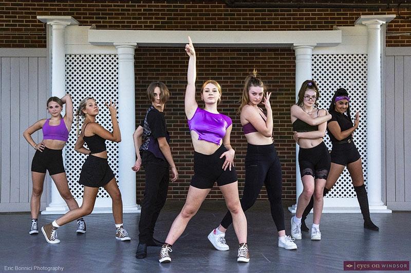 Border City Dance Icons Pop Superstars