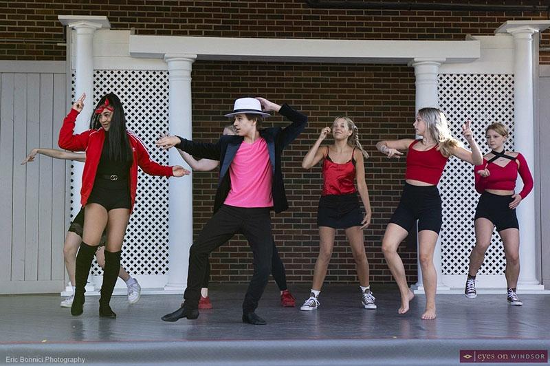 Icons Pop Superstars Border City Dance Co.