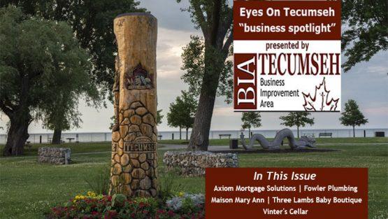Eyes On Tecumseh Business Spotlight 8