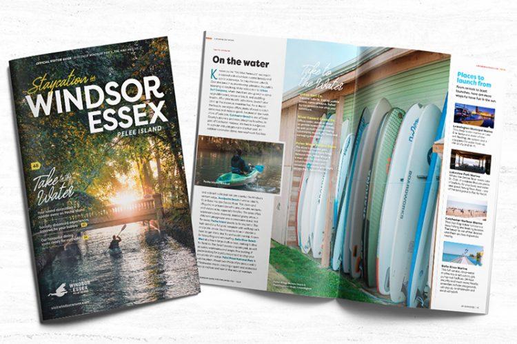 "TWEPI's New ""Staycation in Windsor Essex Guide"" Highlights Outdoor Adventure"