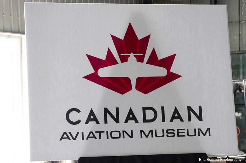 Canadian Aviation Museum Logo