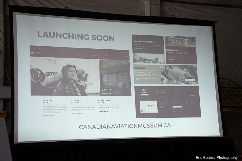Canadian Aviation Museum website