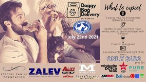 Doggie Bag Delivery: Gala-In-A-Bag Poster