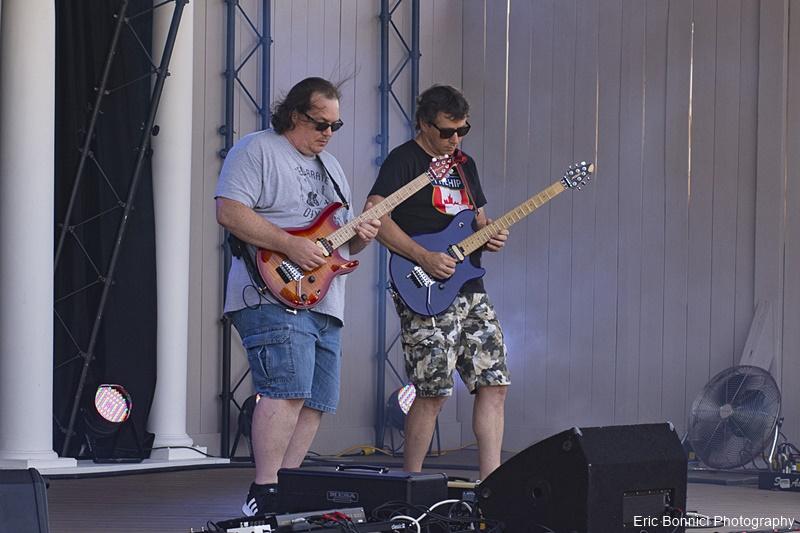 Allan Kenney and Jim Kickham