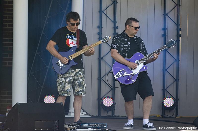 Jim Kickham and Kevin Harris