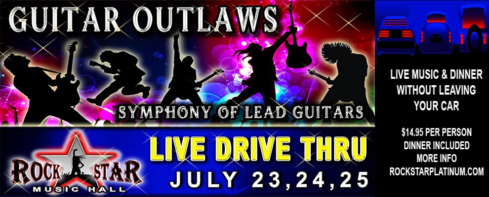 Guitar Outlaws Rockstar Windsor