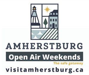 Amherstburg Open Air Weekends Poster