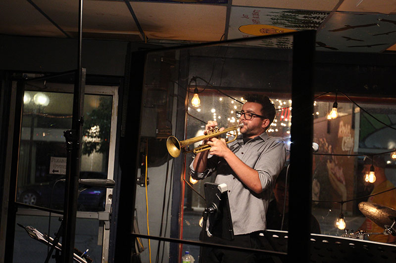 Austin Di Pietro: Coffee House Combo band member