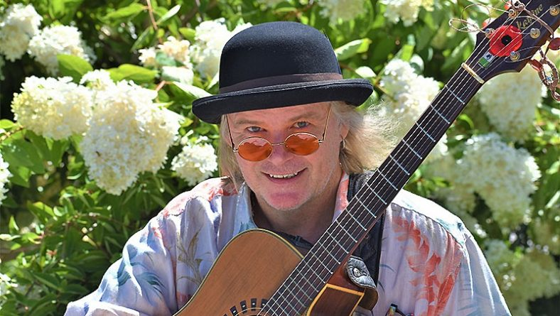 Chris Bolister Is Back Recently Performing His Music at Oxley Estate Winery