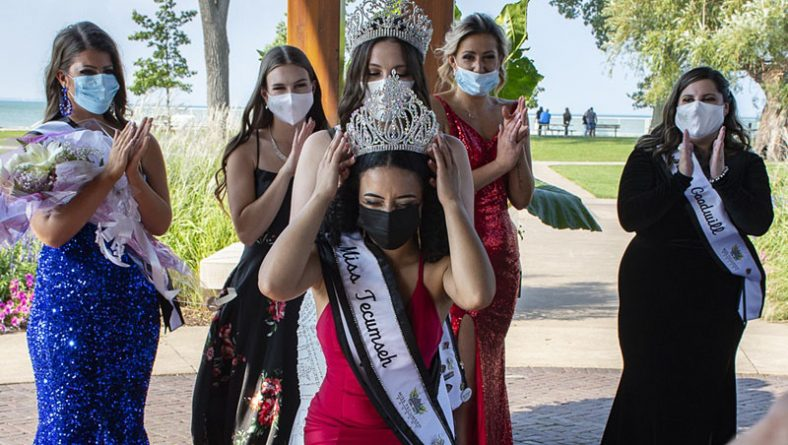 Jordan Taylor Crowned Miss Tecumseh 2021 Following Virtual Pageant