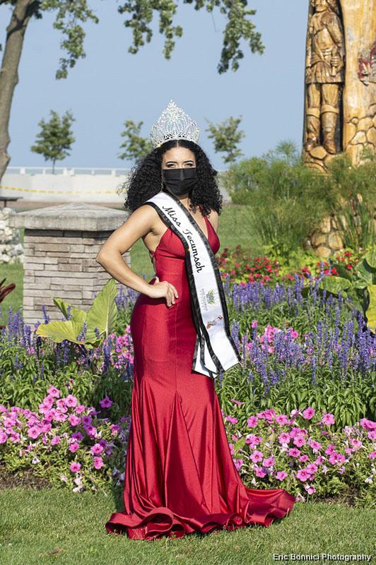 Miss Tecumseh 2021 Jordan Taylor