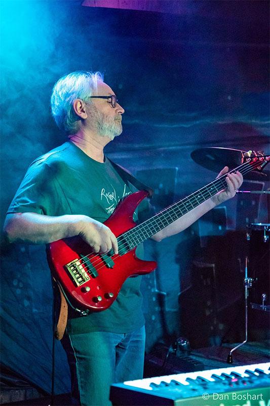 Marc Haslip, J#Major Band Member