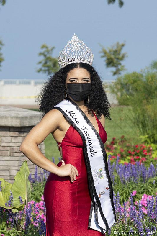 Miss Tecumseh Jordan Taylor