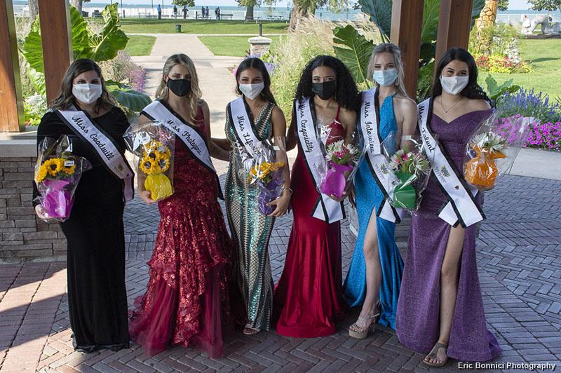 Miss Tecumseh 2021 Pageant Award Winners