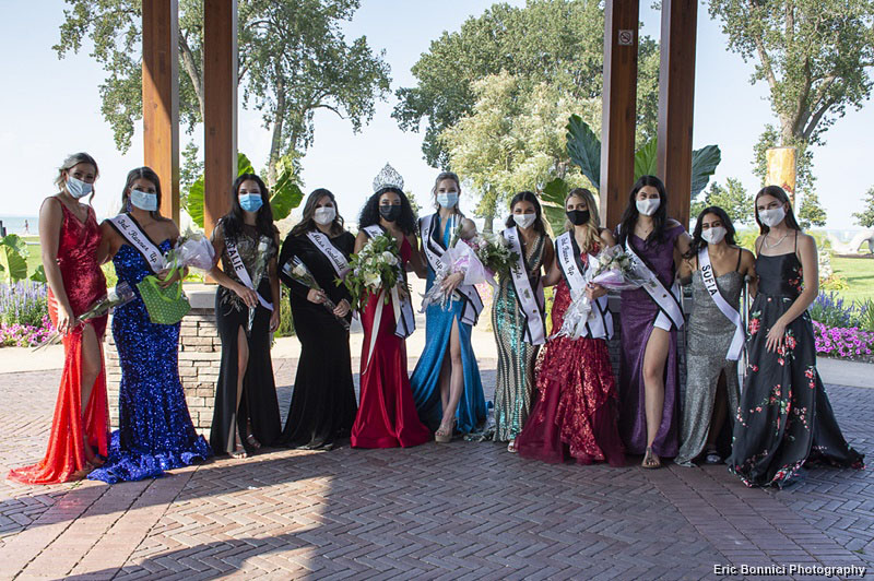 Miss Tecumseh 2021 Pageant Contestants