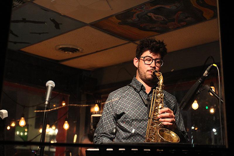 Sebastian Bachmeier: Coffee House Combo band member