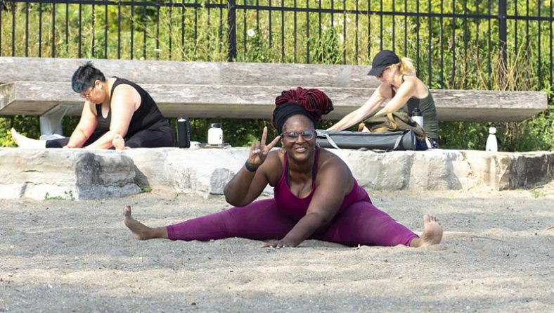 Yoga 4 Hope In The Parks 2021 Raises $18K In Support of T2B Programs
