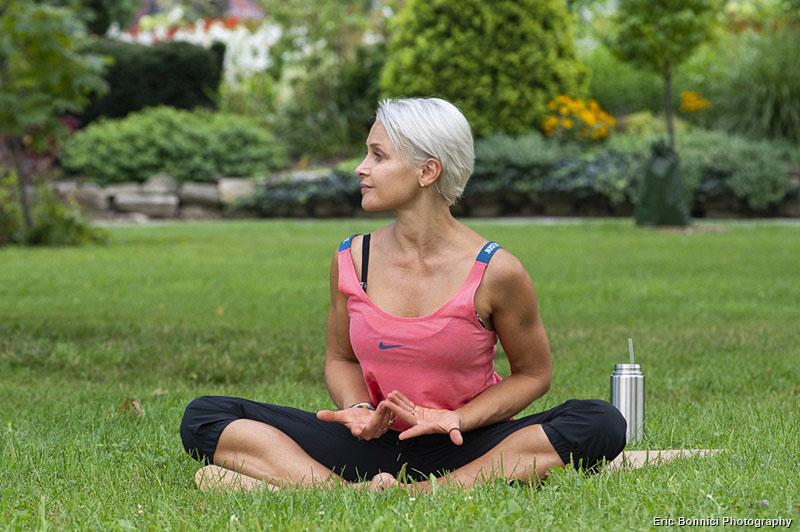 Adriana Rajewski Enlightened Yoga