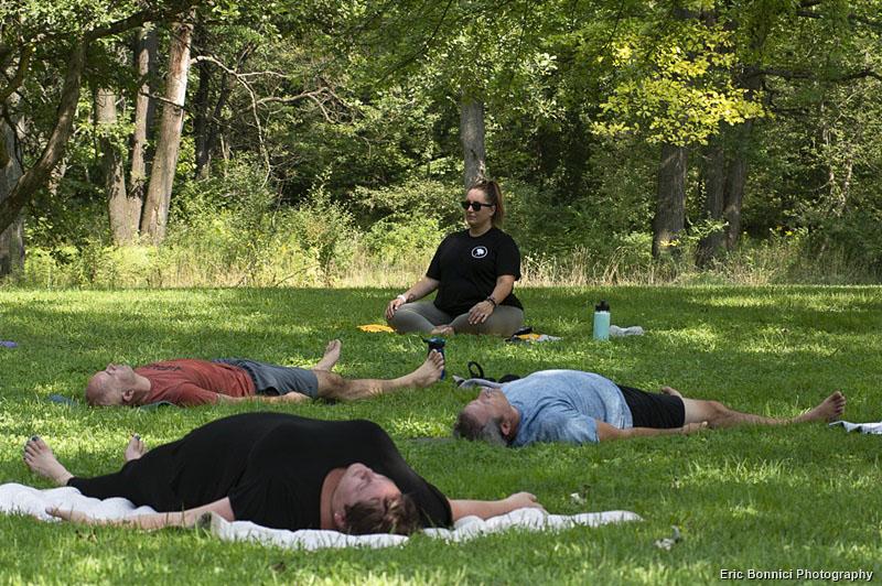 Missi Chenier Santosha Yoga Therapy