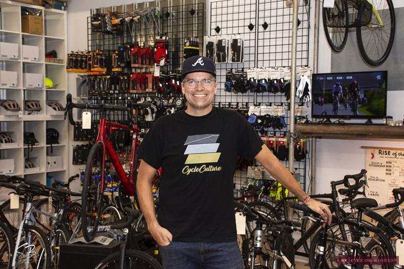Cycle Culture Adam McClounie